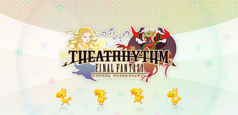 Theatrhythm Final Fantasy Juegos.es