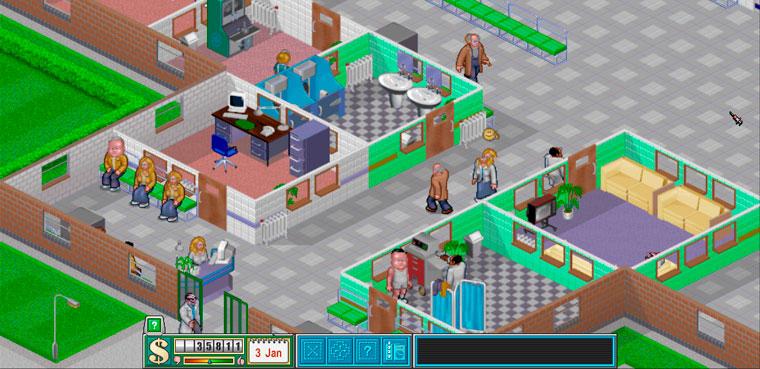 Theme Hospital - PC en GOG