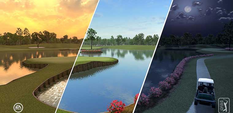 Tiger Woods PGA Tour 14-PS3-Xbox 360