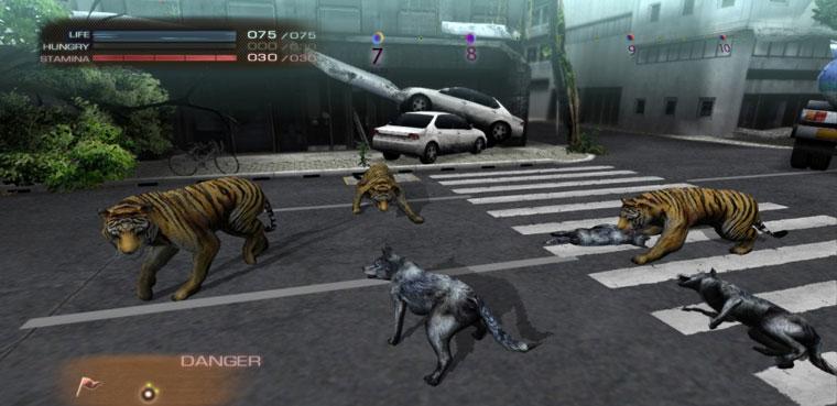 Tokyo Jungle-PS3