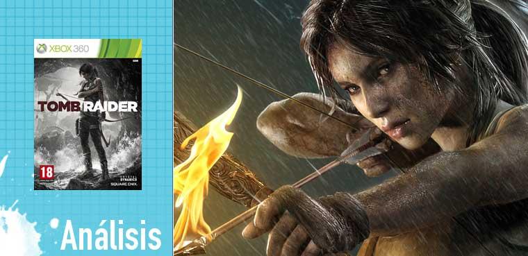 Análisis: 'Tomb Raider' para Xbox 360