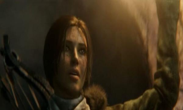 La nueva cara de Lara Croft