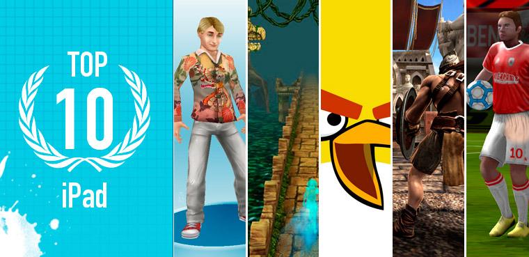 Los 10 mejores juegos gratuitos para iPad según Juegos.es (Vol.1)