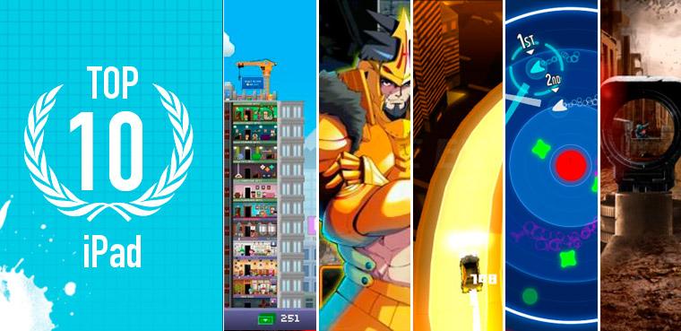 Los 10 mejores juegos gratuitos para iPad según Juegos.es (Vol.2)