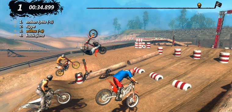 Trials Evolution - XBLA