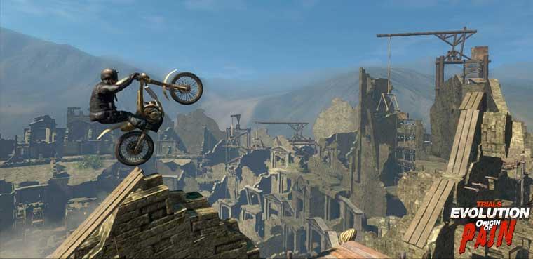 Trials Evolution - Nuevo DLC y confirman su salida en PC