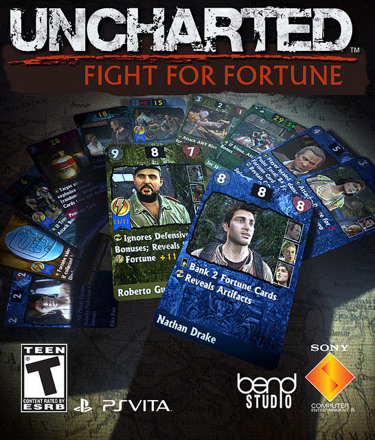Uncharted Fight for Fortune PSVita