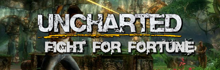 Uncharted: Fight for Fortune PSVita