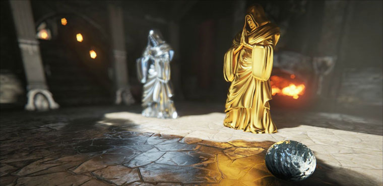 Unreal Engine 4 para PC, PS4 y Xbox 720