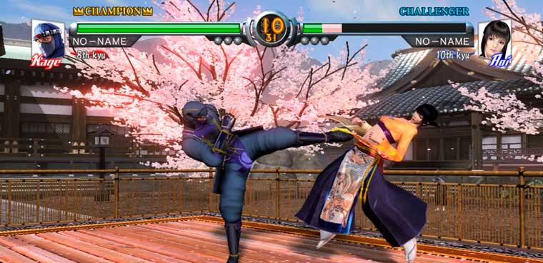 Virtua Fighter 5 - PS3 y Xbox 360