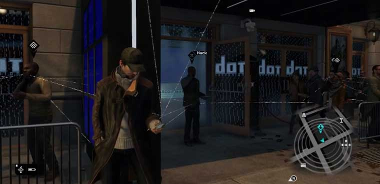 Watch Dogs-Wii U-PS3-PC-Xbox 360