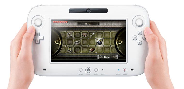 Mando Wii U