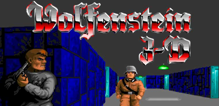Wolfenstein 3D - Para PC