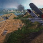 [Gamescom 2012] 'World of Warplanes' contará con aviones de combate japoneses