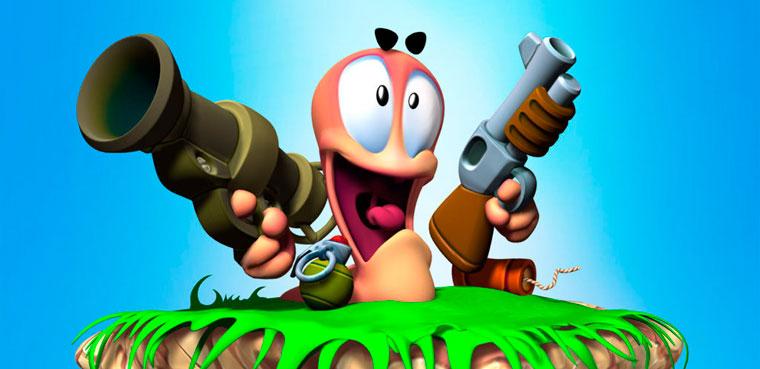 Worms Collection - Tres juegos y 6 DLC para PSN y XBLA