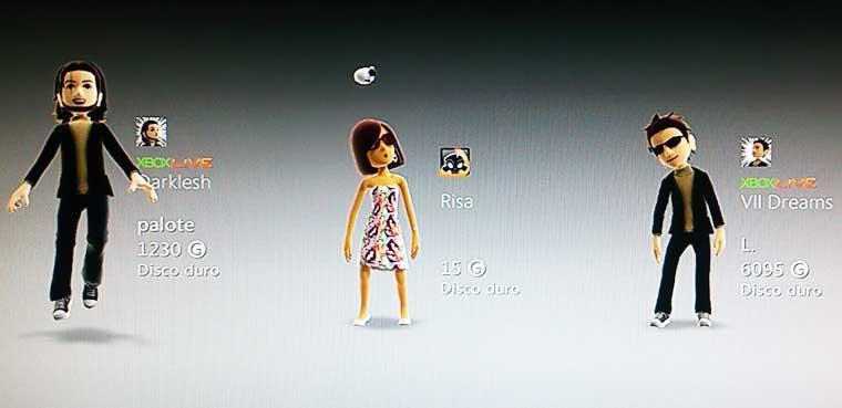 Avatar Xbox One 360