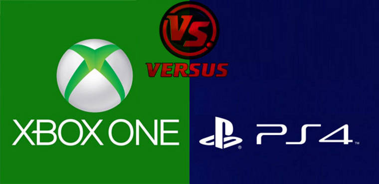 Xbox One se enfrenta a PS4 en una lucha desigual Xbox One ps4