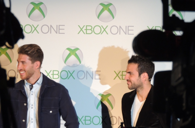 Xbox One Padrinos