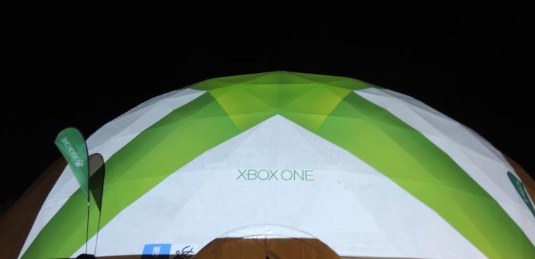 Xbox One Cúpula