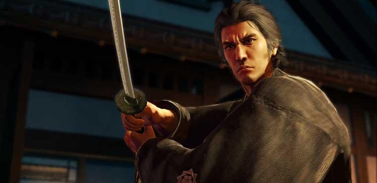 Yakuza: Ishin PS3 PS4