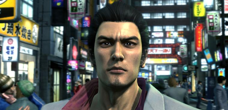 Yakuza Wii U