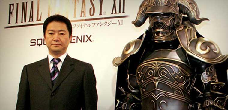 Yoichi Wada  Square Enix