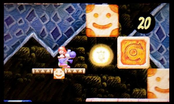 Yoshi's New Island Gameplay