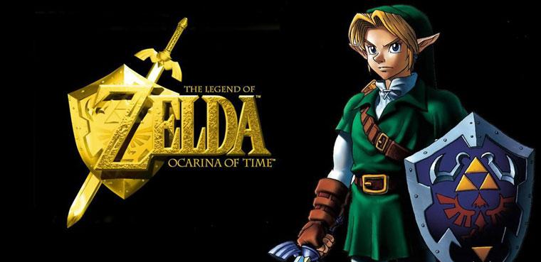 The Legend of Zelda: Ocarina of Time - Nintendo 64