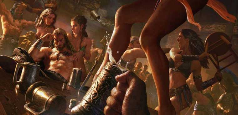 Age of Conan: Unchained para PC
