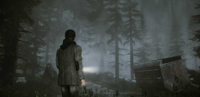 Alan Wake PC Xbox 360