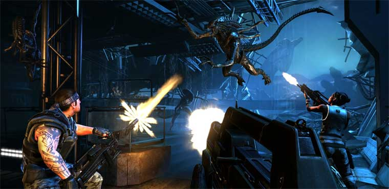 'Aliens: Colonial Marines' no contará con modo Supervivencia en su lanzamiento / PC,PS3,Xbox 360, Wii U