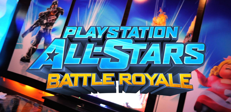Playstation All-Stars Battle Royale PS3 PSVita