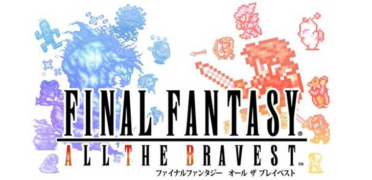 Final Fantasy All the Bravest iOS