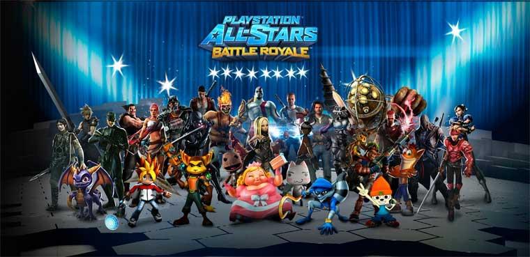 'All Stars Battle Royale' ocupa el nº 5 en las ventas en Japón / PS3, PS Vita
