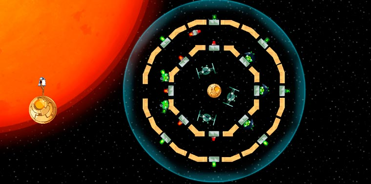 Angry Birds Star Wars para iOS, Android, PC, iPad y Mac