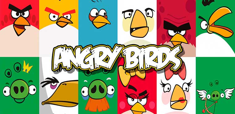 Angry Birds Friends para ios y android