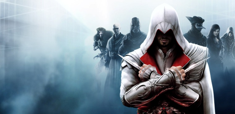 Assassin's Creed - PC, PS3, Xbox 360, Wii U