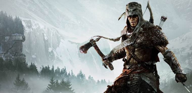 Assassin's Creed 3 para PC, PS3 y Xbox 360