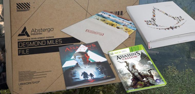 Assassin's Creed 3: Ubiworkshop Edition para PC
