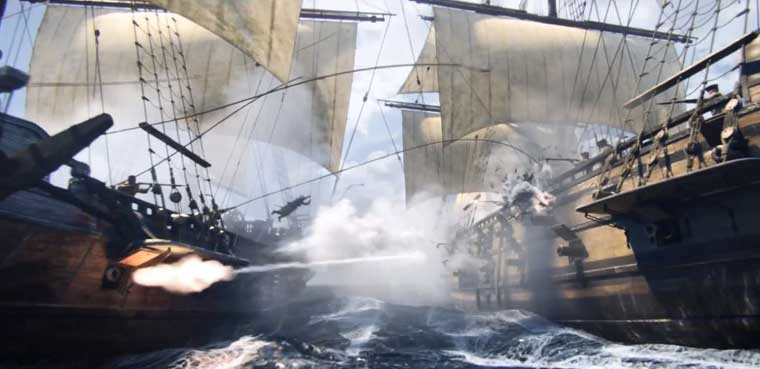 Assassin's Creed IV para PC, PS3, PS4, Wii U, Xbox 360 y Xbox 720