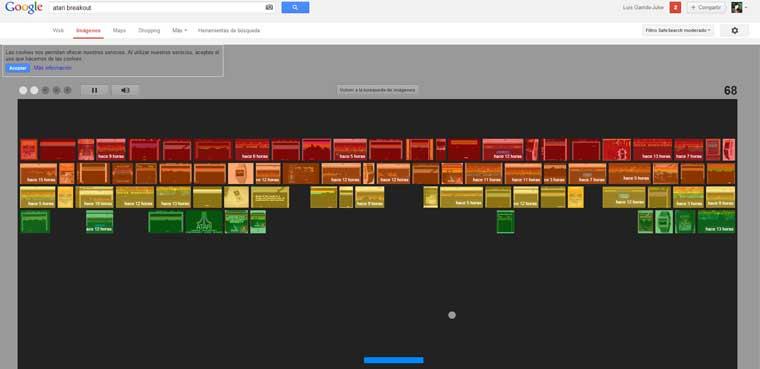 Breakout Google