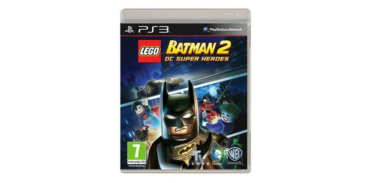 'Lego Batman 2: DC Super Heroes'