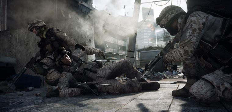Battlefield 3 para PC, PS3, Xbox 360