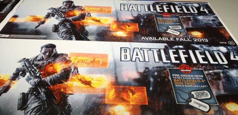 Battlefield 4 para PS3, PS4, Xbox 360, Xbox 720