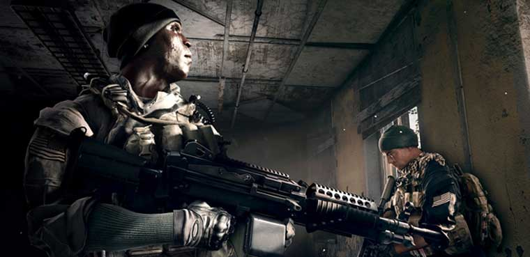 Battlefield 4 contará con Levolution / PC,PS3,PS4,Xbox 360,Xbox One