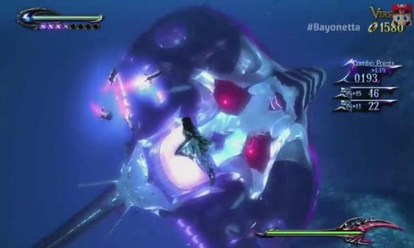 Monstruos en Bayonetta