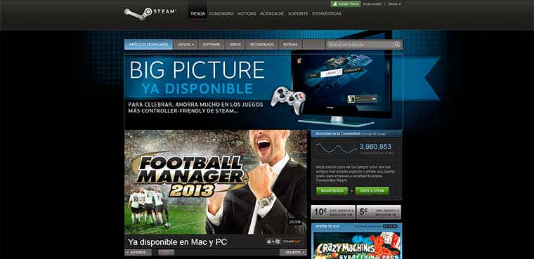Big Picture para pc y mac