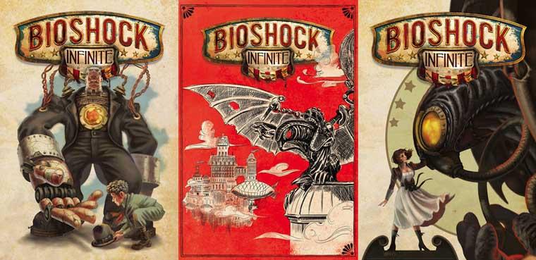 Bioshock Infinite para PS3 y Xbox 360