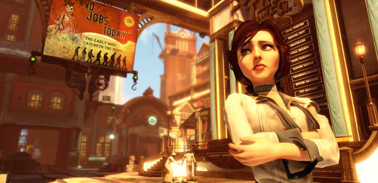 BioShock Infinite para PC, PS3 y Xbox 360