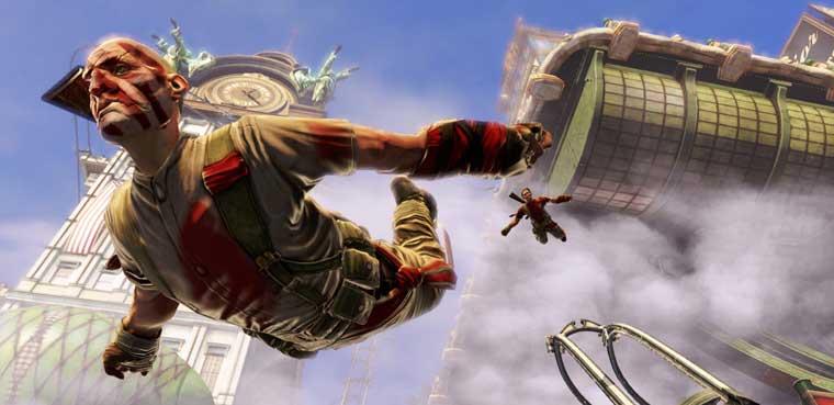 BioShock Infinite para PC, PS3 y Xbox 360